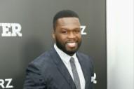 50 Cent Arrested for Saying 'Motherf**ker'