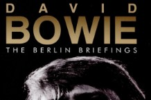 David Bowie Berlin Briefings Poster