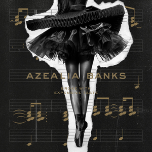 15. Azealia Banks, 'Broke With Expensive Taste'