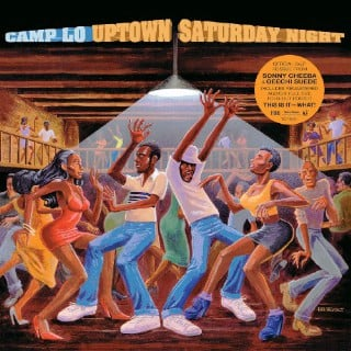 34. Camp Lo, 'Uptown Saturday Night'