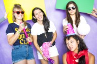 "Watch La Luz Perform ""Sure As Spring"" Live at Sasquatch!"