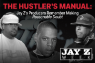The Hustler's Manual: Jay Z's Producers Remember Making 'Reasonable Doubt'