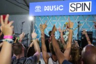 SPIN at Firefly 2016: Day 1 at Toyota Music Den with the Wombats, Saint Motel, and More