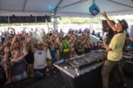 SPIN at Firefly 2016: Day 3 at Toyota Music Den with Major Lazer's Walshy Fire, Wet, and More