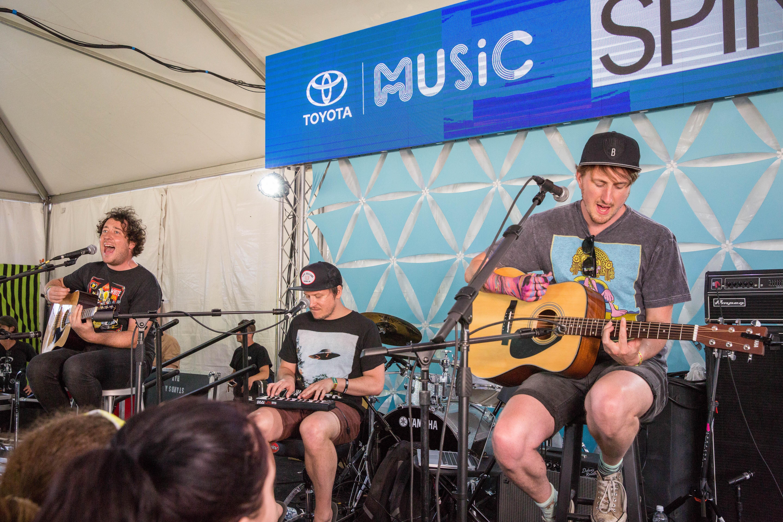 The Wombats-Music Den