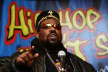 Afrika Bambaataa Zulu Nation