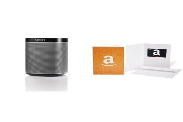 Amazon sonos speakers