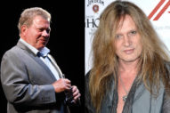 William Shatner and Sebastian Bach's Twitter Beef Is as Intense as it Is Ridiculous