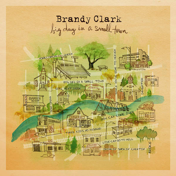 Image result for Brandy Clark - Big Day in a Small Town