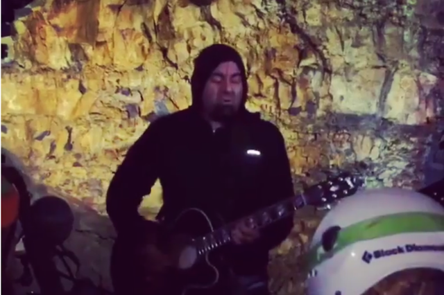 chino-moreno-deftones-volcano-performance-video-change-in-the-house-of-flies-david-bowie-video