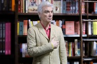 David Byrne: 'It's Not About Taking Away Everyone's Guns'
