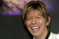 A Lock of David Bowie's Hair Sold for $18,750 at Auction