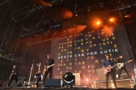 Death Cab for Cutie's Nick Harmer Explains Why the Band Walked Off Stage Mid-Song This Week