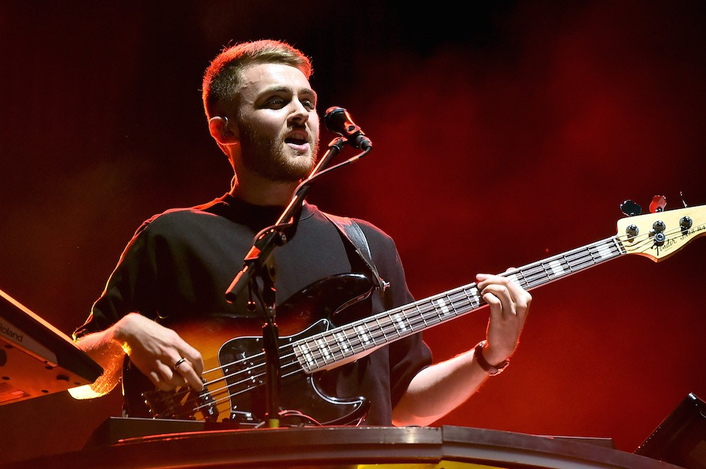 2016 Coachella Valley Music And Arts Festival - Weekend 1 - Day 2