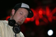 Review: Allow DJ Shadow to Re-Endtroduce Himself on 'The Mountain Will Fall'