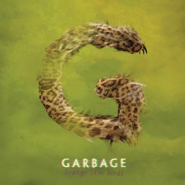 Garbage Strange Little Birds album cover
