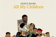 Gucci Mane Flexes Once Again on New Song 'All My Children'
