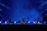 Justin Vernon and Vince Staples Livened Up James Blake's Glastonbury Set