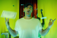 James Van Der Beek Plays Diplo in Mad Decent Block Party Ad