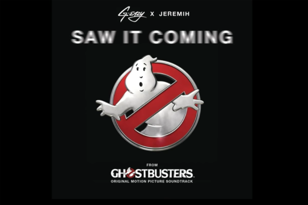 Jeremih and G-Eazy Share 'Ghostbusters' Track, 'Saw it