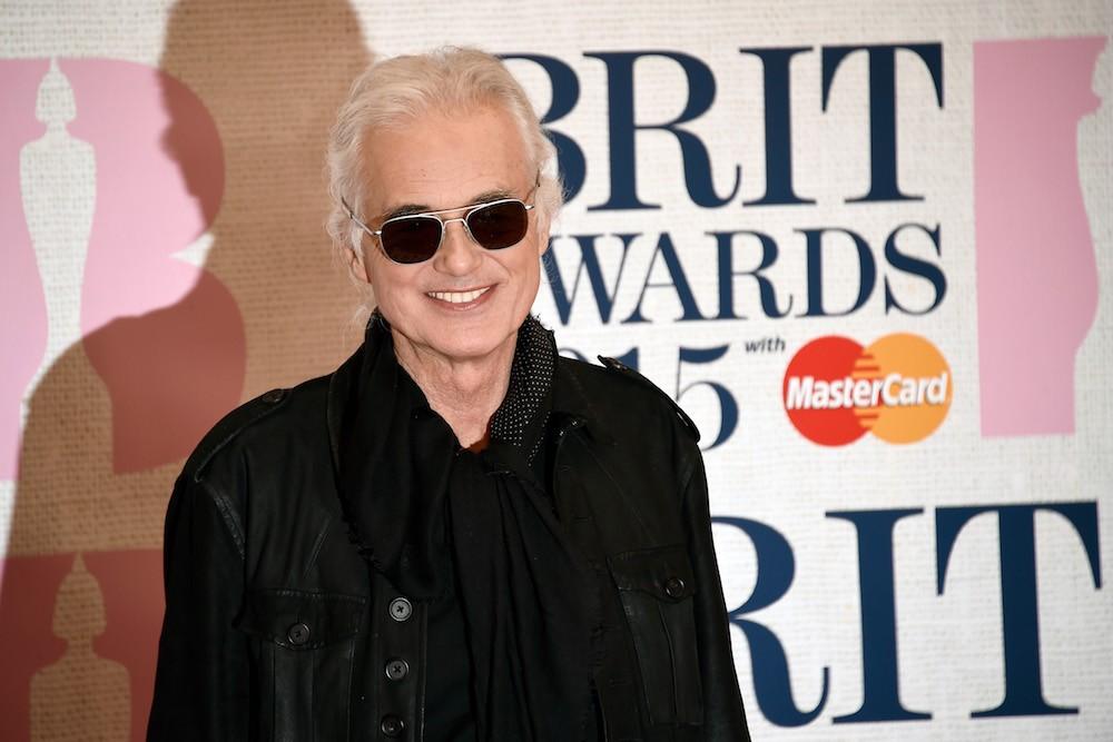 Jimmy Page lawsuit