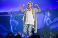 Watch Justin Bieber Lose a Fistfight in Cleveland