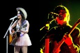 Kacey Musgraves and Conor Oberst Cover 'Hey Good Lookin' at Northside Festival