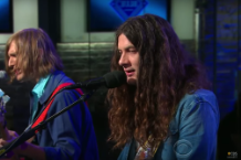kurt vile pretty pimpin cbs this morning interview performance video watch