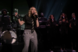 Madonna Keeps it Old School With 'Borderline' (and President Obama) on 'Fallon'