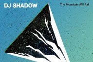 DJ Shadow Teams Up With Nils Frahm on 'Bergschrund'