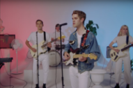 Watch Porches' Eyes Glaze Over in 'Car' Video