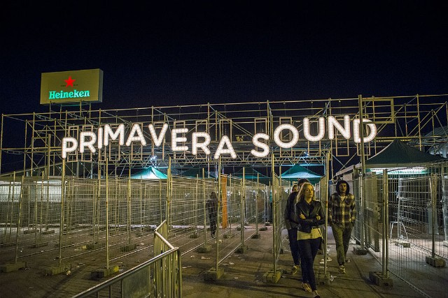 Street Style at Primavera Sound Festival