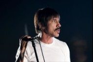 Red Hot Chili Peppers' Anthony Kiedis Low-Key Saved a Baby's Life
