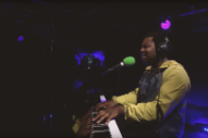 Sampha Gives Air's 'All I Need' a Solo Piano Soul Makeover
