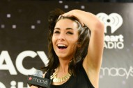Teary-Eyed Selena Gomez Dedicates 'Transfiguration' to Christina Grimmie