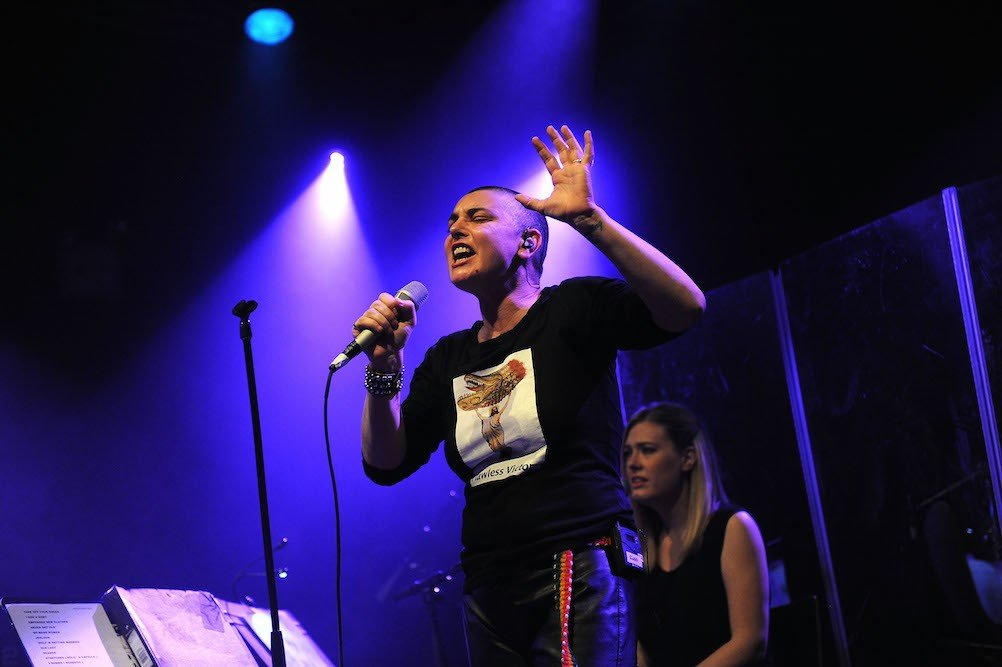 Sinead O'Connor In Concert