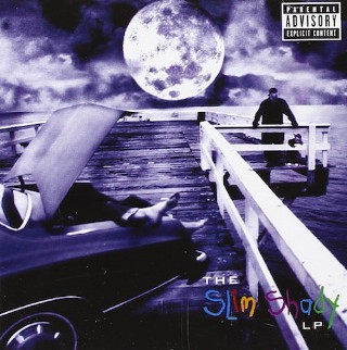09. Eminem, 'The Slim Shady LP'