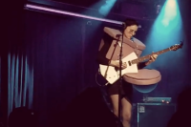St. Vincent Rocked a Toilet Costume Onstage Last Night
