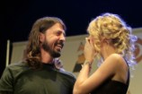 Taylor Swift Rescued Dave Grohl From Looking Stoned in Front of Paul McCartney