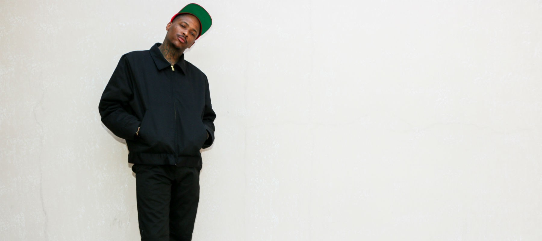 Cover Story — YG: Mama He's Brazy | SPIN