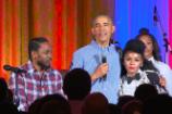 Kendrick Lamar and Janelle Monáe Help President Obama Wish Daughter Malia a Happy Birthday