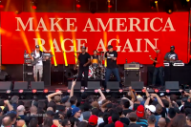 Prophets of Rage Provide DNC Counter-Programming With 'Killing in the Name' on 'Kimmel'
