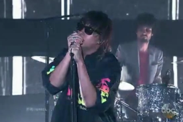 The Strokes Bring Their 'Threat of Joy' to 'Kimmel' | SPIN