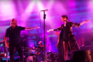 The National Take St. Vincent for a Twirl on Live 'Prom Song 13th Century' Performance