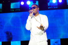 Jeremih at 2016 ESSENCE Festival Presented by Coca Cola Louisiana Superdome - Day 3