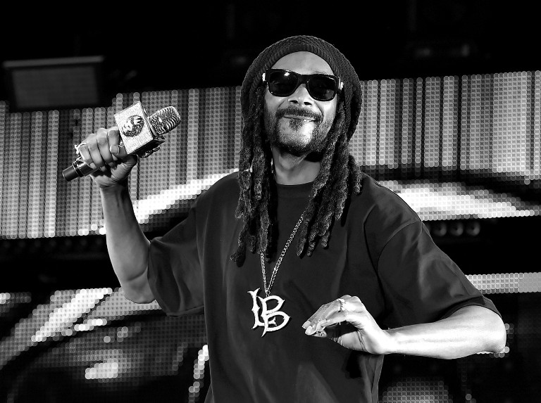 Snoop Dogg at 2016 Stagecoach California's Country Music Festival - Day 1