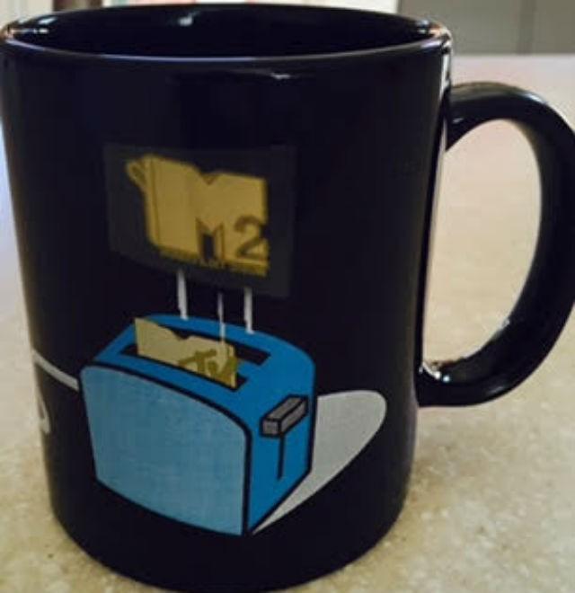 M2 - First Mug