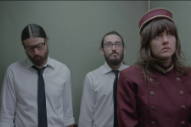 Courtney Barnett Sees the World As an 'Elevator Operator' in New Video