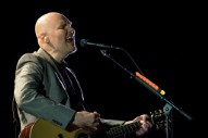 Billy Corgan Hints at Smashing Pumpkins Reunion, Says He's Finished a New Solo Album