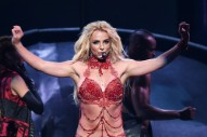 Britney Spears Sounds More Awake Than Usual on 'Make Me'